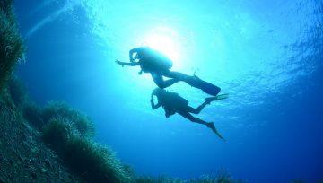 L'impatto dell'attività subacquea sul fondale marino